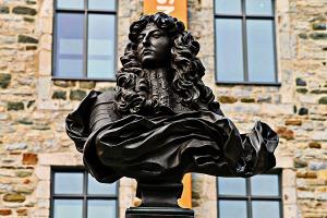 Louis XIV Statue, Le Petit Champlain, Quebec City