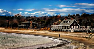 Along the Shore, Magnolia, Massachusetts