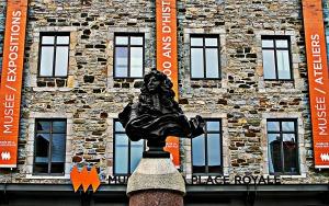 Musee de la Place Royale, Quebec