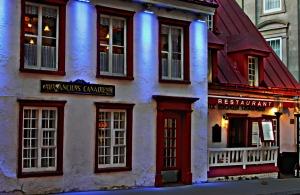 The Oldest Restaurant in Quebec