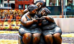 Women Reading, Quebec