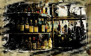 The Bar at the Chateau Frontenac, Photo Art