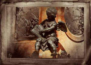 The Cherub, Aged Image Effects
