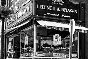 French & Brawn Market Place, Camden