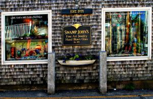 Swamp John's, Perkins Cove, Maine