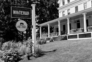 The Whitehall Pig & Poet, Lincolnville-Camden, Maine