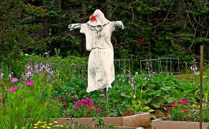 The Garden Protectress
