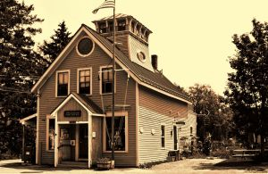 Owl's Head Post Office, Maine