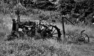 The Rusty Tractor