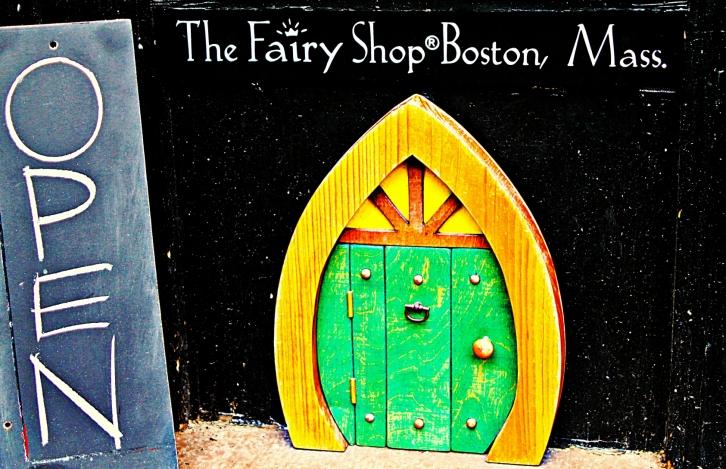 The Fairy Shop, Newbury Street
