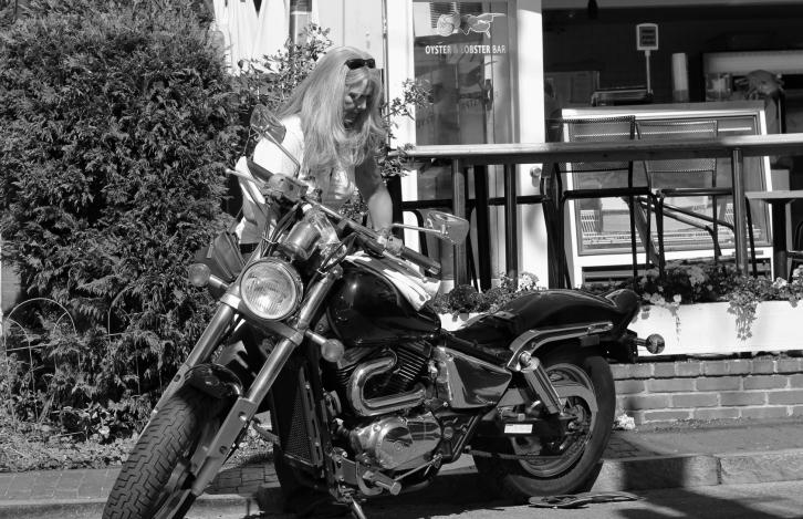 Provincetown Biker Chick