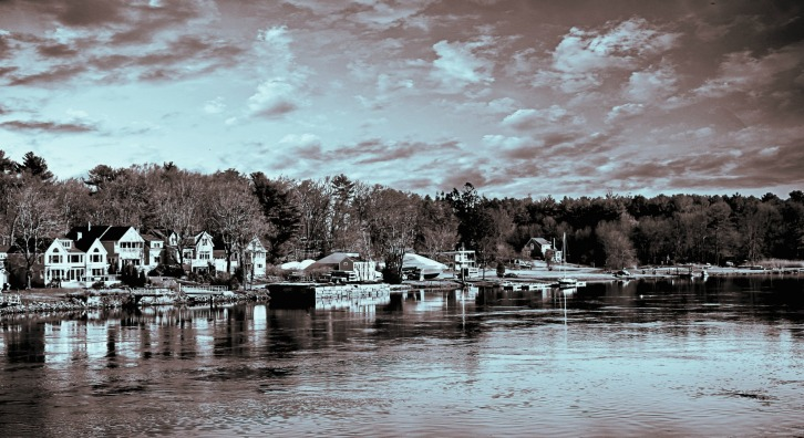 Life on the River, Newburyport