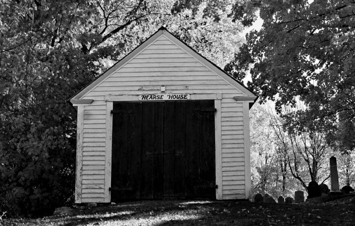 The Old Graveyard, Essex, Massachusetts