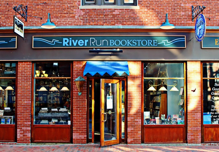 River Run Bookstore-hdr pop